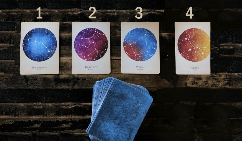 Pick a Card and let the Stars Reveal Your Future