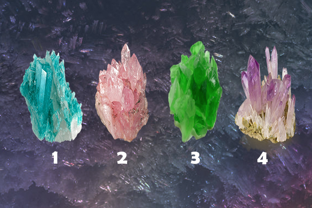 Pick a Crystal to Receive a Psychic Message