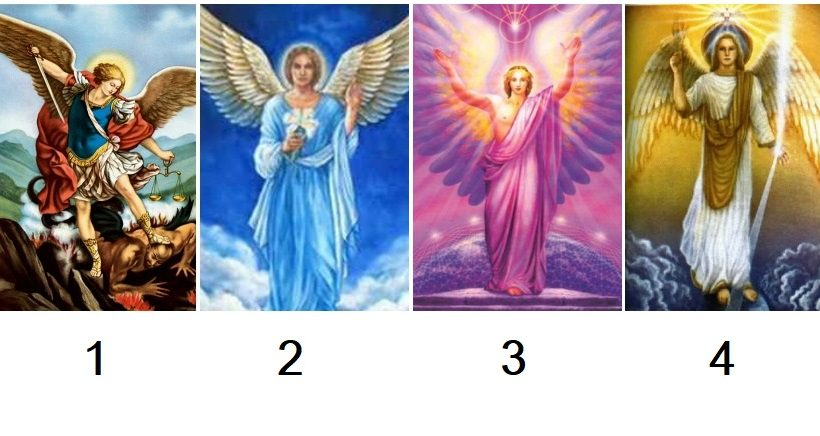 Pick a Angel Card to Get a Message You Need To Hear