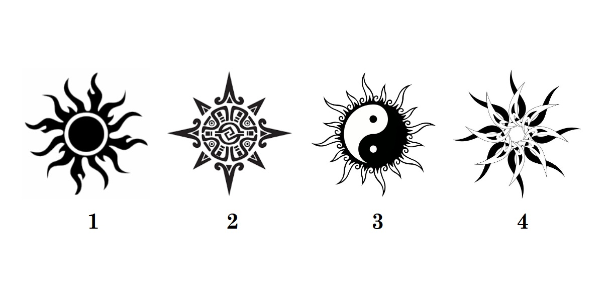 Pick a Sun to Receive a Psychic Reading