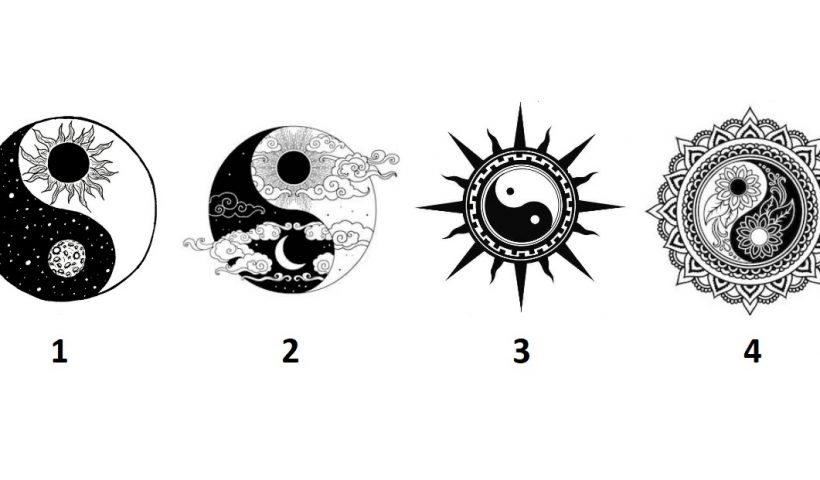Choose a Yin Yang Symbol To Get Psychic Reading