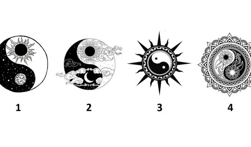 Choose a Yin Yang Symbol To Get Psychic Reading