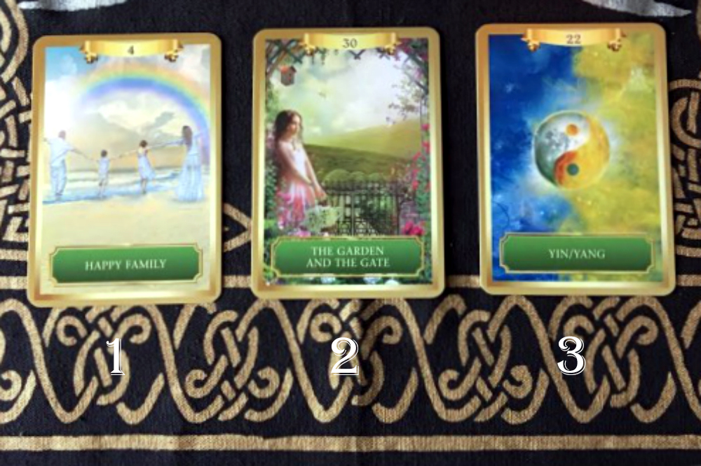 Pick a Card to Get Free Angelic reading