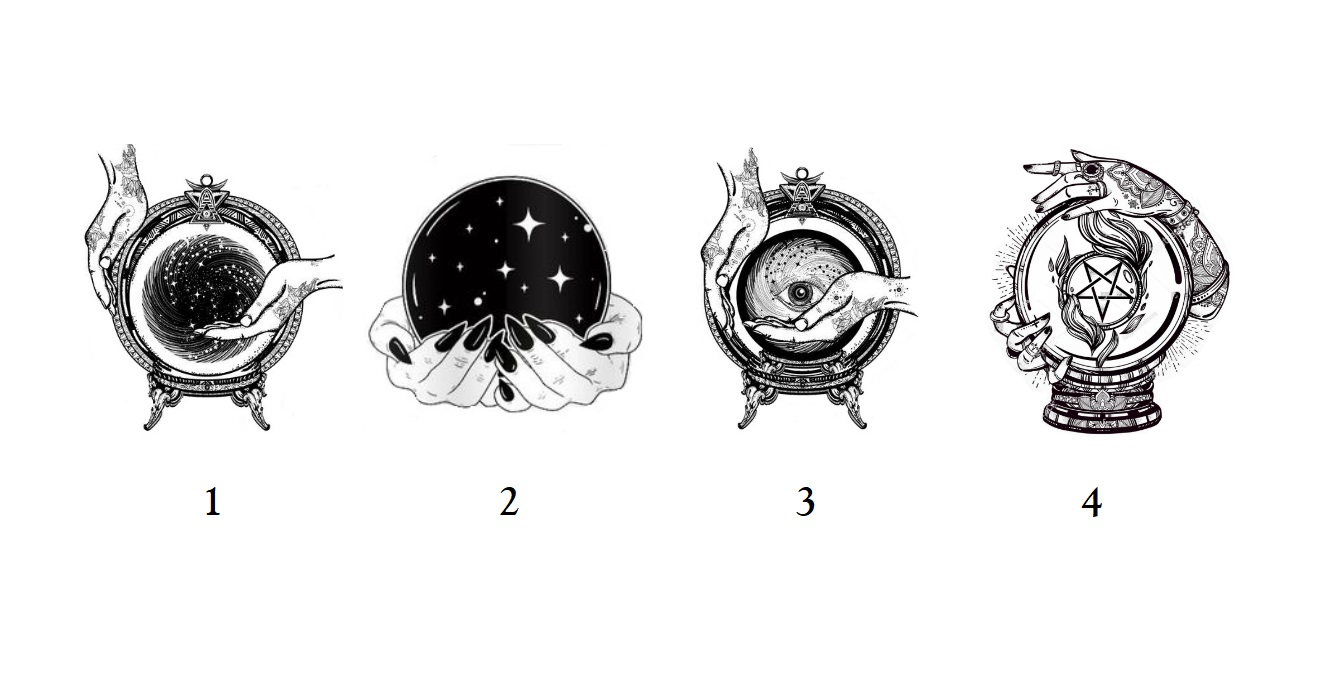 Pick a Magic Ball to Get a Free Psychic Reading