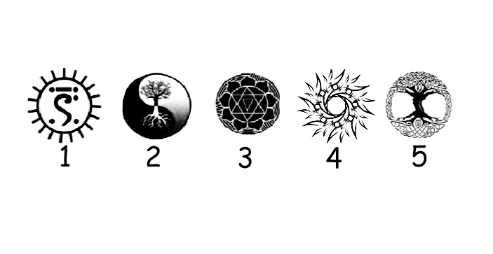 Choose a Symbol to Reveal Something Interesting About Your Character