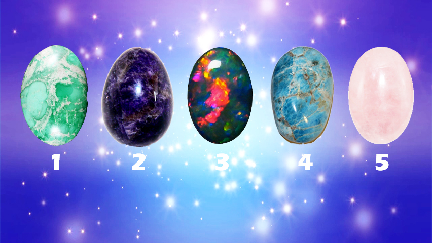 Pick a Healing Crystal To Get Advice About Your Current Situation