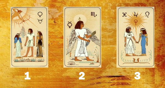 Pick a Card to Get a Egyptian Tarot Reading