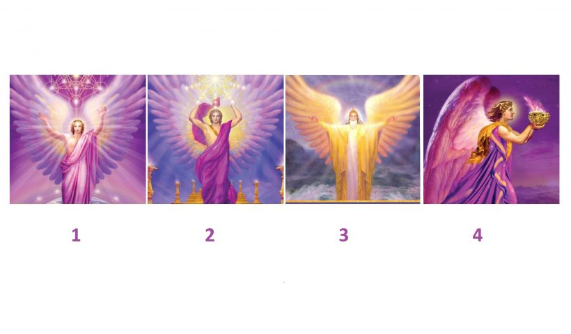 Choose an Angel to Get Angelic Reading