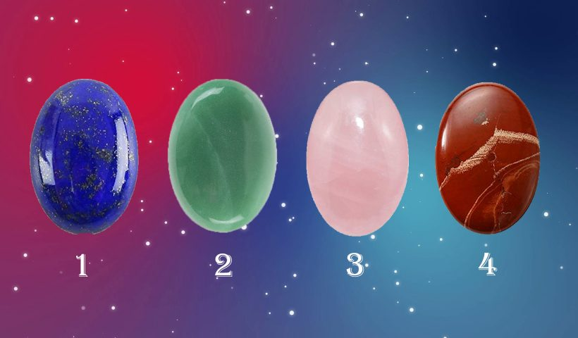 Pick a Crystal to Receive a Oracle Reading