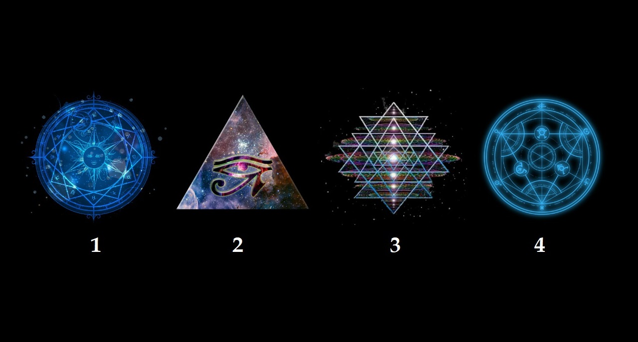Choose a Spiritual Symbol to Get a Psychic Reading