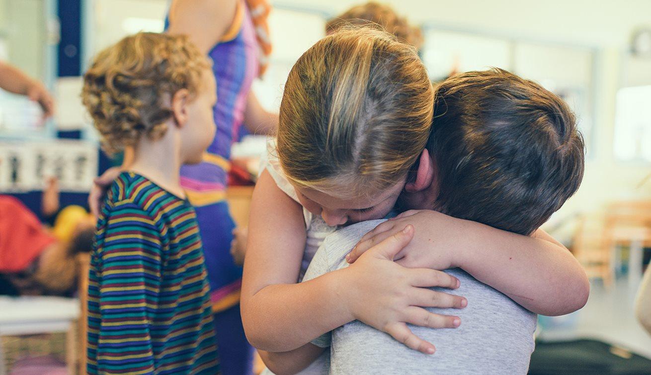 A Denmark School Teaches Children about Empathy