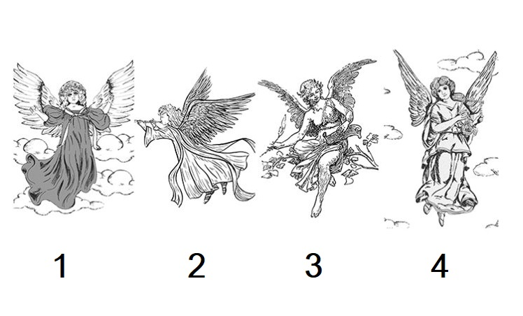 Pick a Angel to Get a Angelic Healing Message