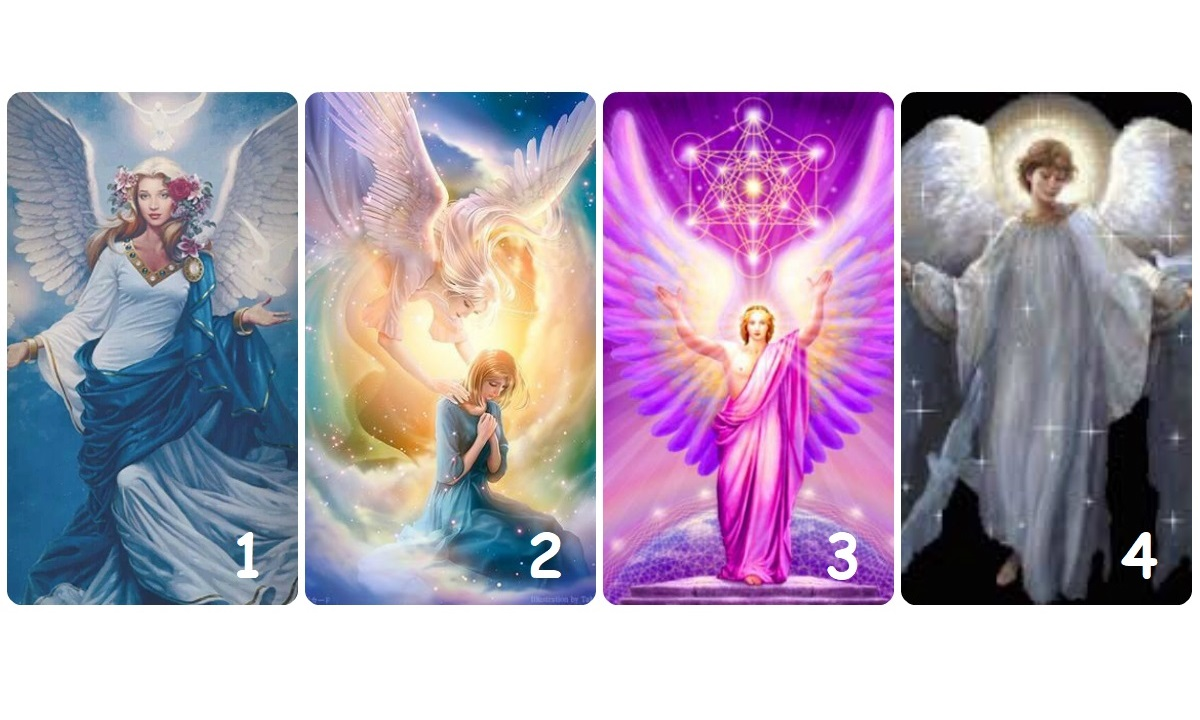 Choose An Angel To Get A Personal Message