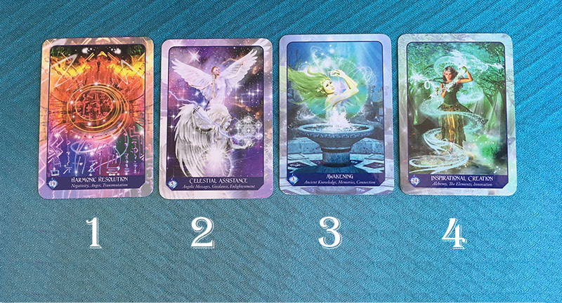 Pick a Card to Get a Angelic Reading
