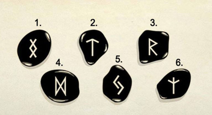 The RUNE You Pick Reveals What The Future Holds For You.