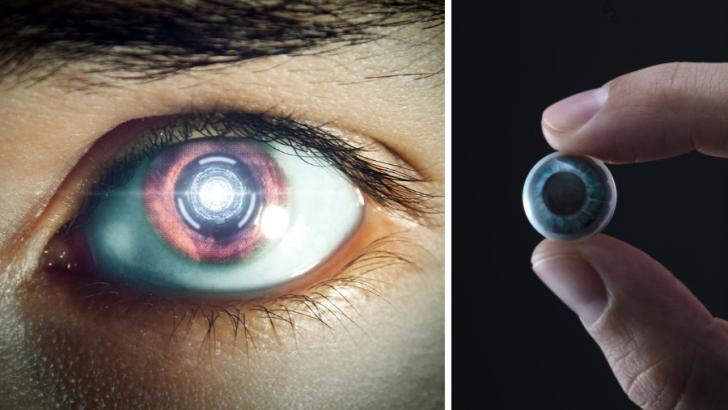 The End Of Smartphones: Smart Contact Lens Unveiled