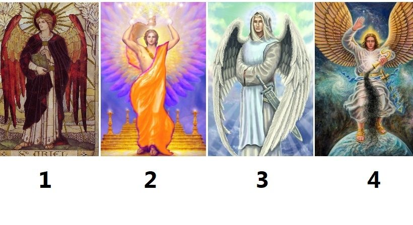 Pick a Angel Card to Get a True Prophetic Message