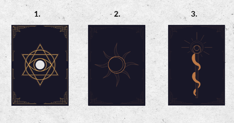 Select The Card To Reveal a Message From Spirit For This Week