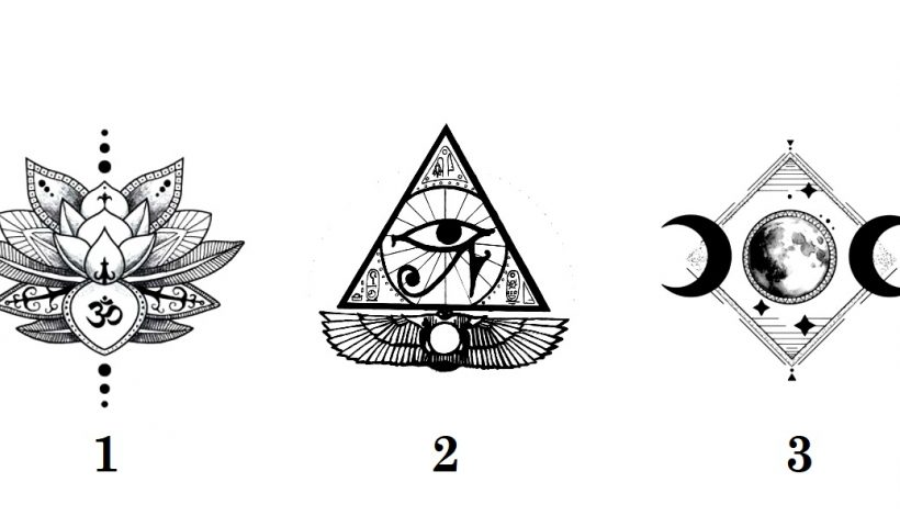 Pick a Symbol To Find Out Spirit Guide Message