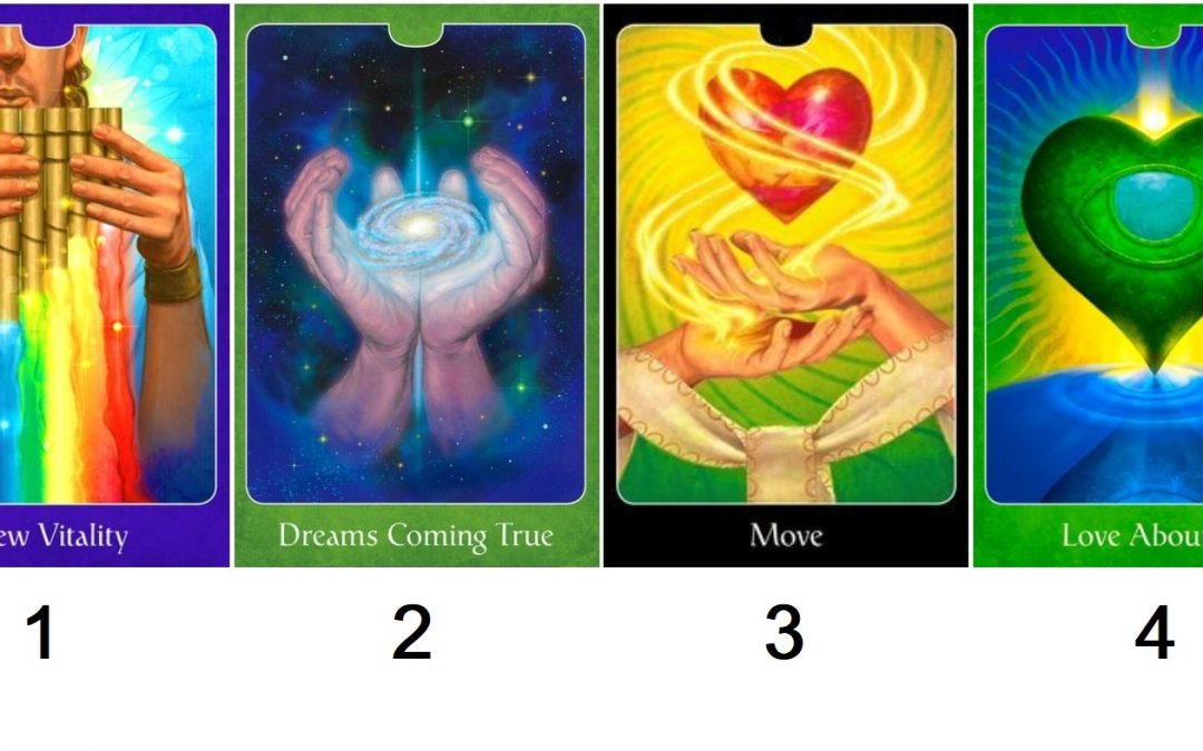 Free Angel Card Reading! Choose One