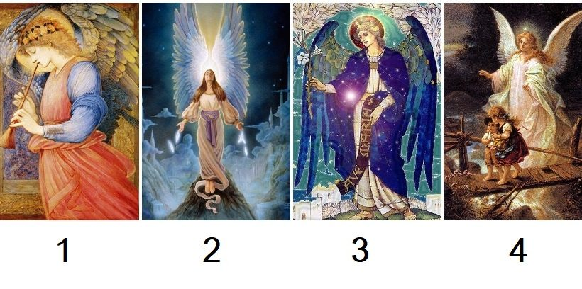 Pick a Card to Get a Message From Your Angels