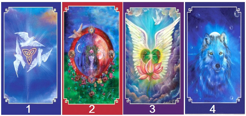 Please Choose a Card and I will Reveal the Wisdom of a Crop Circle to You