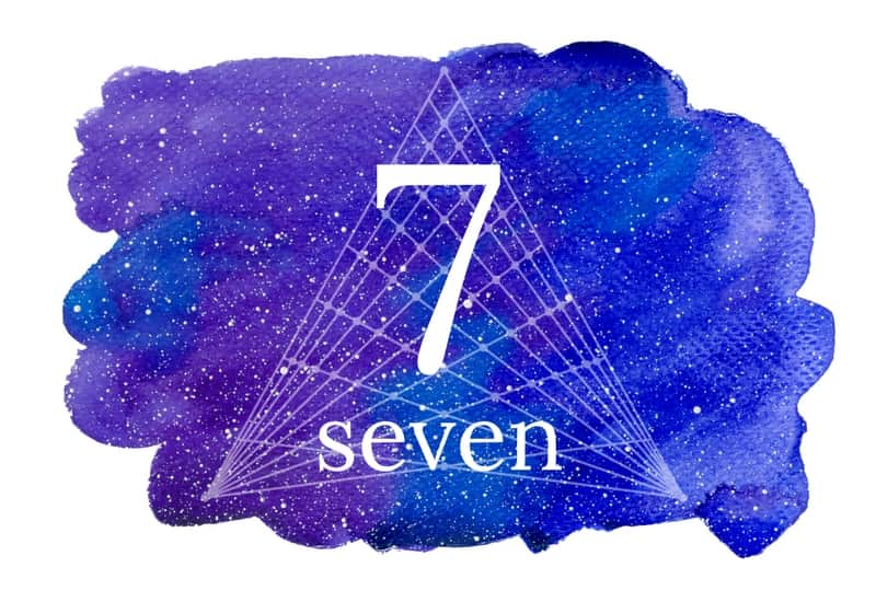 THE NUMBER SEVEN: An Occult Key to Understand the Rhythm of Life