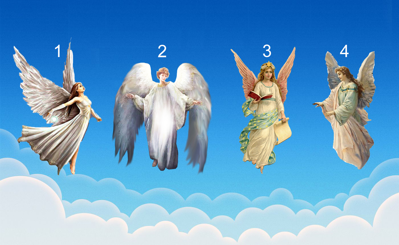 Pick a Angel to Receive a Healing Message