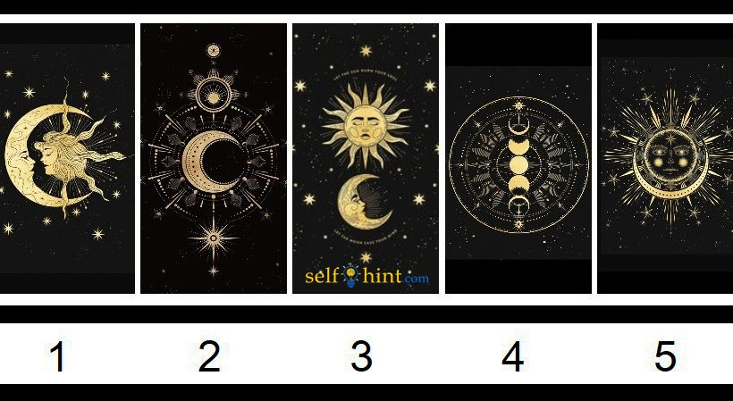 Pick a Moon Card to get Your Needed Prediction