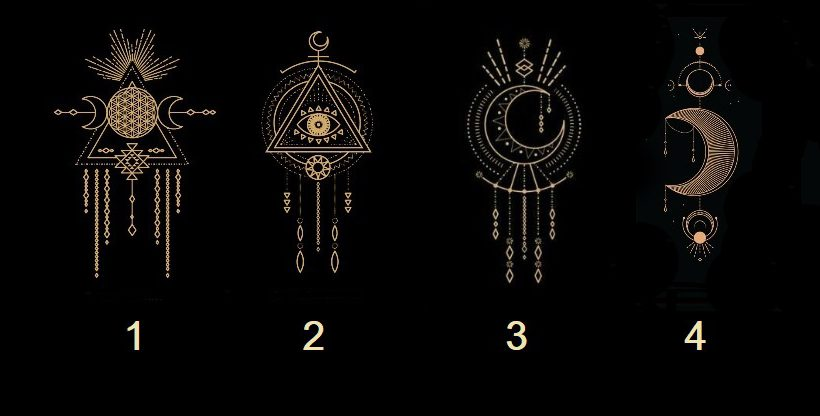 Pick a Symbol To Get a Psychic Reading
