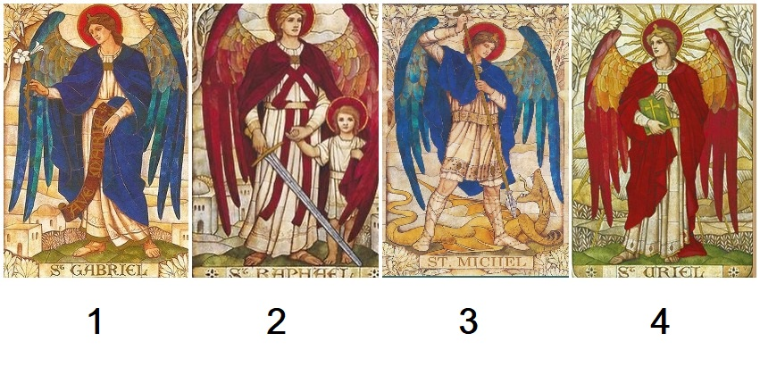 Pick a Angel Card to Receive a Blessed Surprise