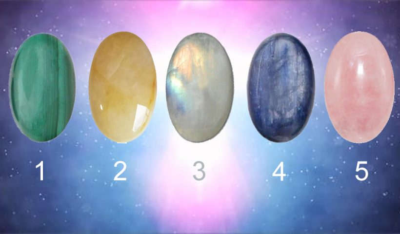 Pick a Crystal to Get a Healing Message For This Period