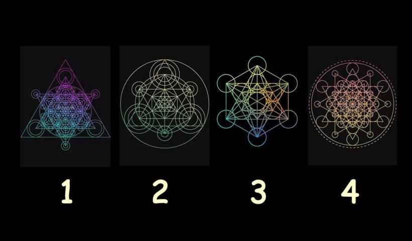 Pick a Sacred Shape to Get Spiritual Message