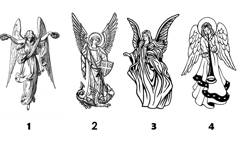 Pick an Angel to Bring You a Healing Message