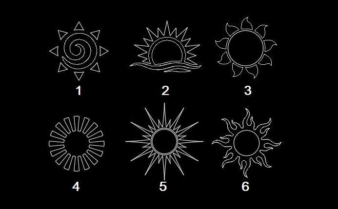 Pick a sun