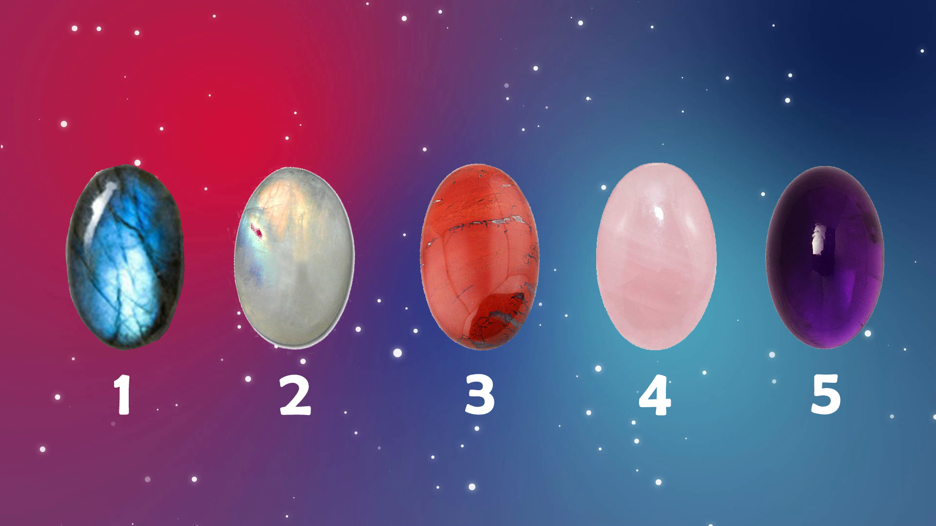 Pick a Crystal To Get Prophetic Message