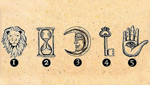 Choose a Alchemical Symbol: Find Out What Your Soul Needs