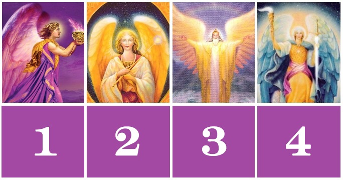 Pick a Angel Card to Receive a Psychic Message