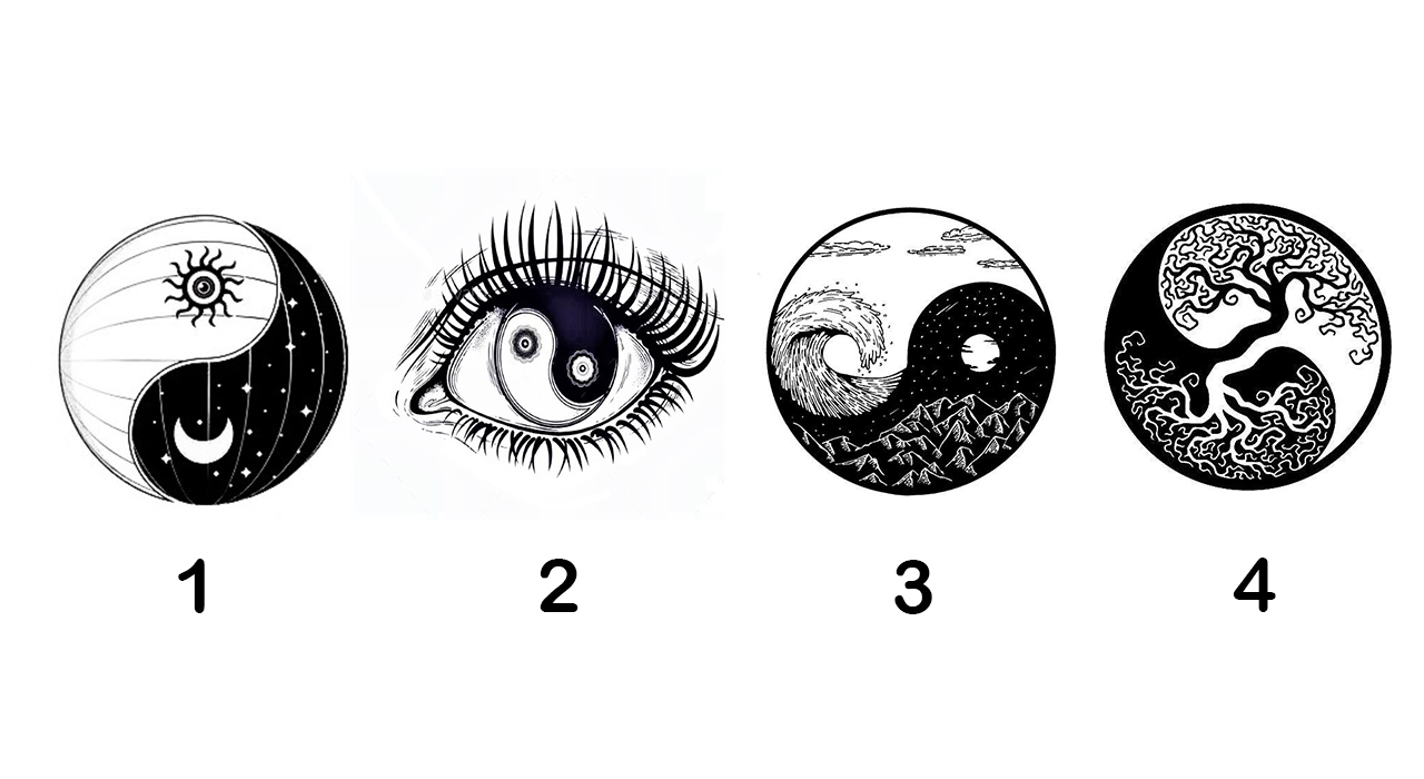 Pick a Yin Yang To Receive a Psychic Message