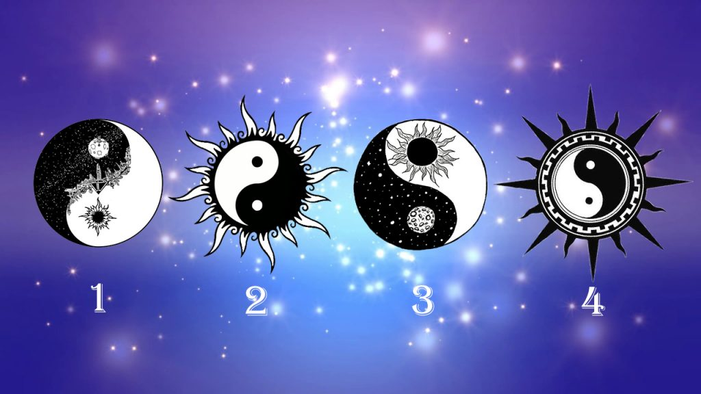 Your Favorite Yin Yang Shape Reveals a Personal Psychic Message