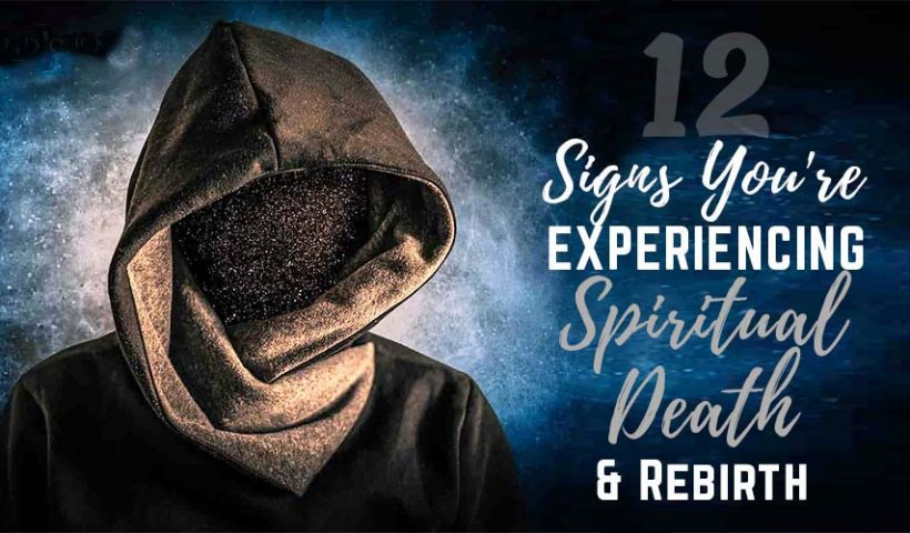 Did you Experienced Spiritual Death And Rebirth