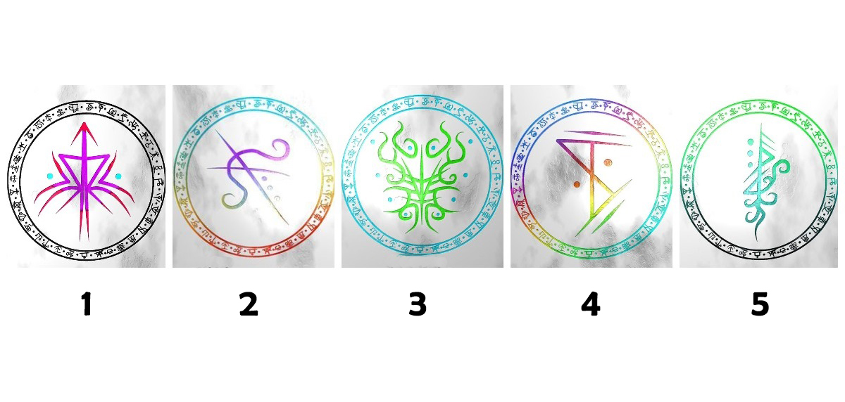 Pick a Sigil to Receive a Powerful Psychic Message