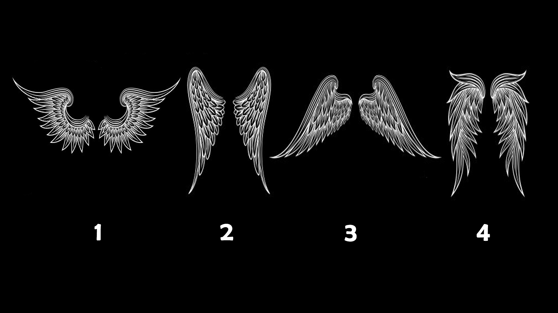 Pick Wings to Get a Healing Message