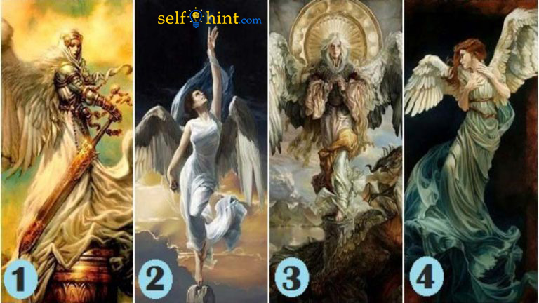 Choose an Angel For A Personal Message Of Guidance