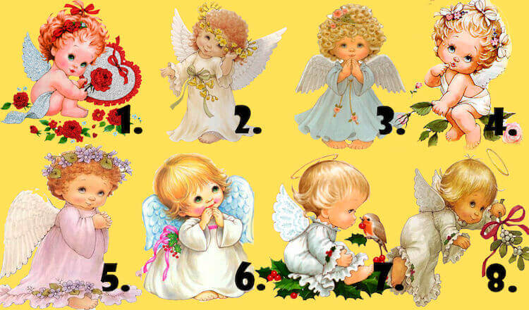 Choose the Angel You Like and Get a Prediction