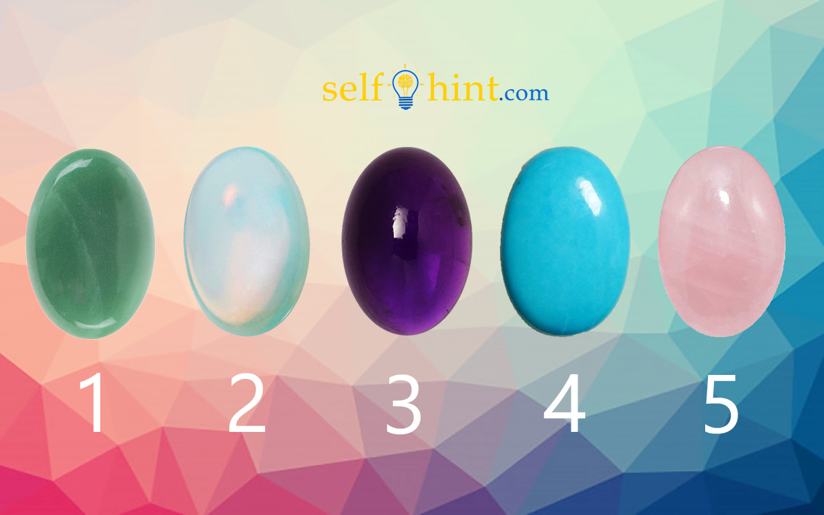 Pick a Game-stone to Get a Psychic Reading