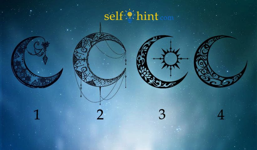 Pick a Moon to Get a Energy Reading