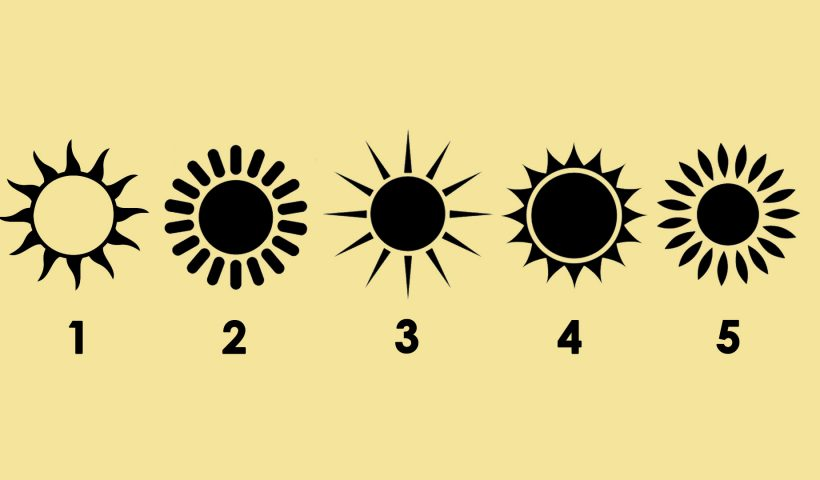 Pick a Sun to Get Psychic Prediction