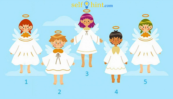 Pick an Angel to Get The Healing Message