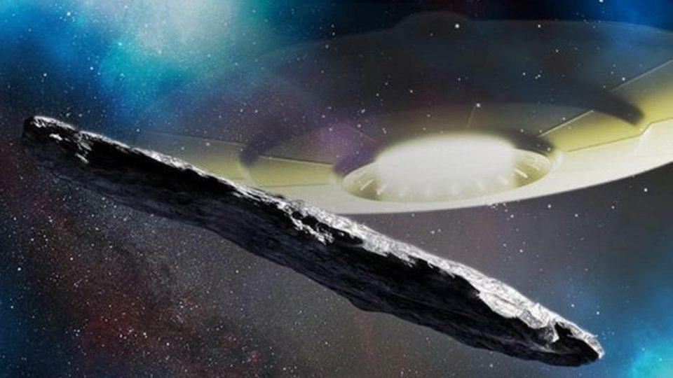 The first interstellar visitor to our solar system?